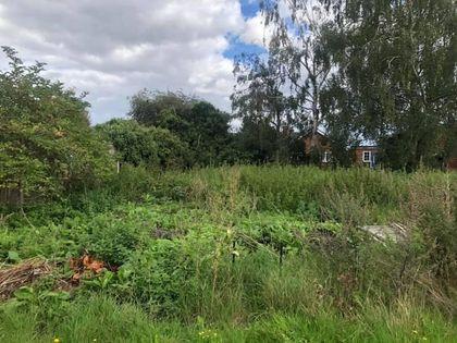 Langford Community Garden Before